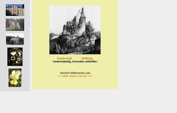 Vorschau von www.stolberg-abc.de, Alphabet der Heimatkunde