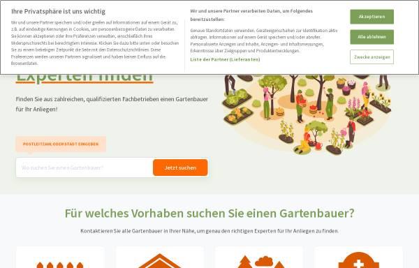 Vorschau von www.gartenbau.org, Gartenbau-Ratgeber