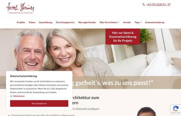 Vorschau von www.hs-raumkonzept.com, Steiner, Horst
