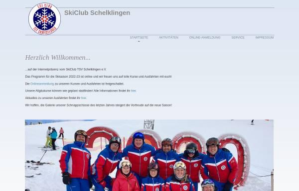 Vorschau von www.skiclub-schelklingen.de, SkiClub Schelklingen
