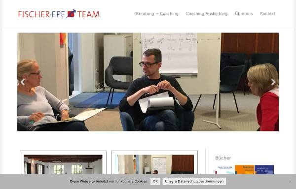 Vorschau von www.fischer-epe.de, Fischer-Epe & Team