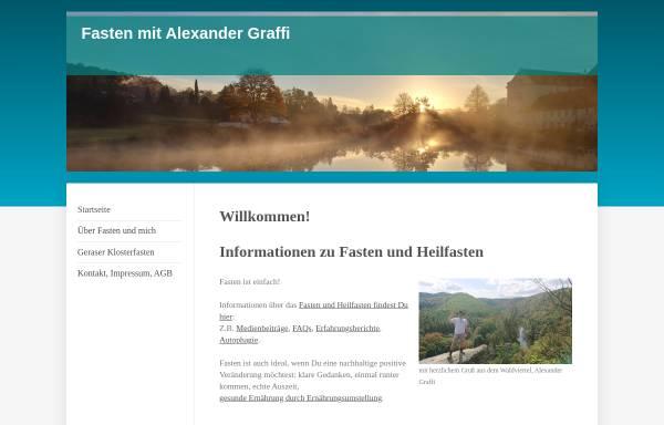 Vorschau von www.fastenfueralle.com, Fasten für Alle