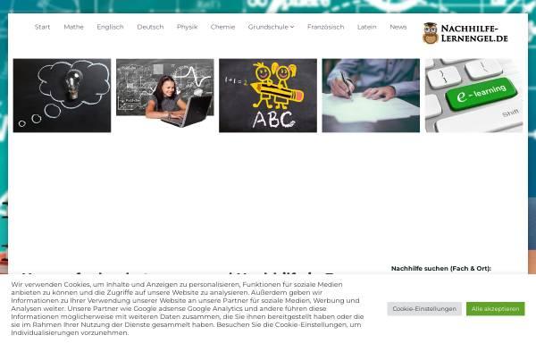 Vorschau von europaschulen-essen.de, Europa-Schulen in Essen