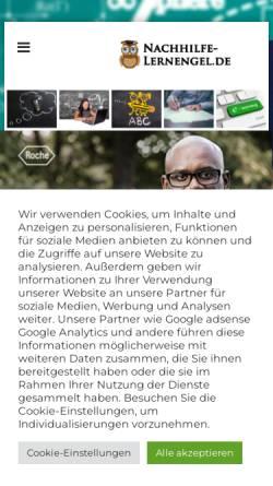 Vorschau der mobilen Webseite europaschulen-essen.de, Europa-Schulen in Essen