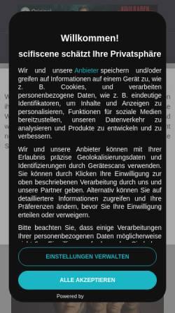 Vorschau der mobilen Webseite www.gate-news.de, GateNews