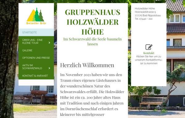 Vorschau von www.gruppenhotel-schwarzwald.de, Gruppenhotel Schwarzwald
