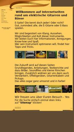 Vorschau der mobilen Webseite www.esaite.de, Esaite.de