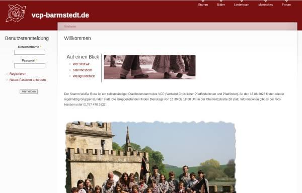 Vorschau von www.vcp-barmstedt.de, VCP Barmstedt