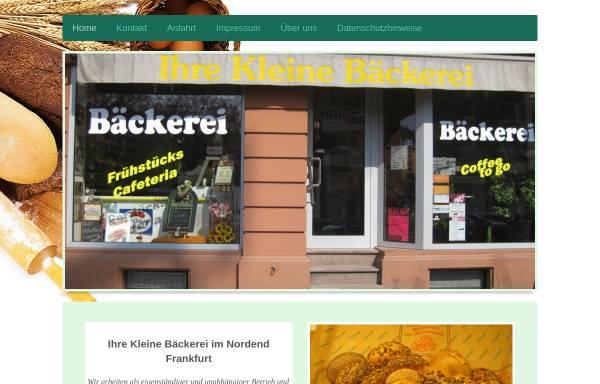 Vorschau von www.ihre-kleine-baeckerei.de, Ihre kleine Bäckerei