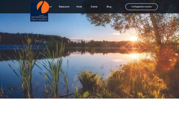 Vorschau von www.haus-am-spreebogen.de, Hotel & Restaurant