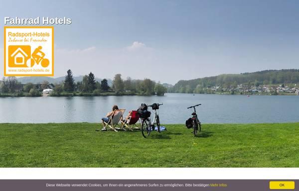 Vorschau von www.radsport-hotels.de, Radsport-Hotels.de