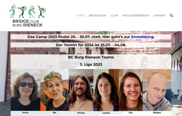 Vorschau von www.kultcamp-rieneck.de, Kult-Bridge-Camp Rieneck