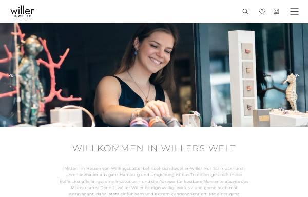 Vorschau von www.willer.de, Juwelier Willer GmbH