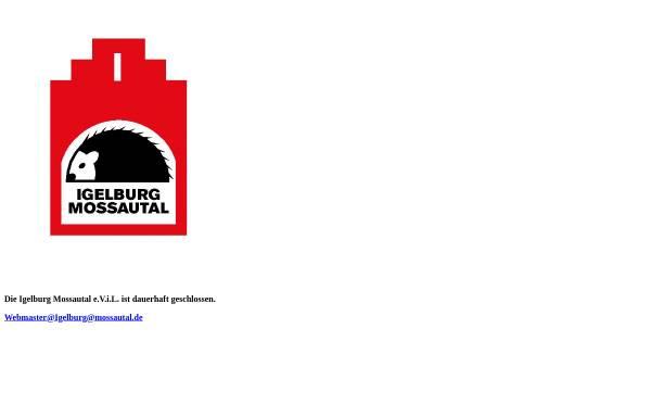 Vorschau von www.igelburg-mossautal.de, Igelburg Mossautal