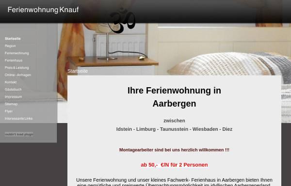 Vorschau von www.muellersleben.de, Ferienwohnung Müllersleben