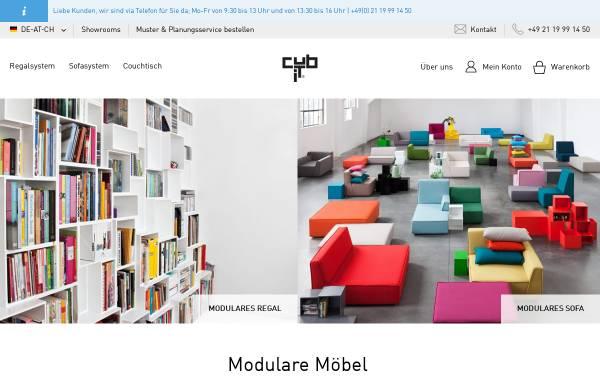 Cubit - Mymito GmbH: Design, Möbel cubit-shop.com