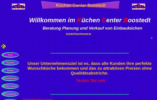 Vorschau von www.kuechenweb.de, KüchenCenter Boostedt