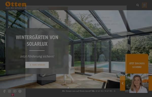 Vorschau von www.ottenbau.de, Otten Bauelemente GmbH