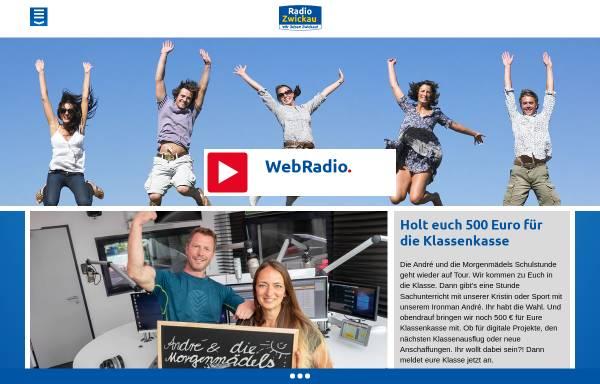 Vorschau von www.radiozwickau.de, Radio Zwickau 96.2