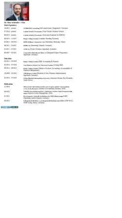 Vorschau der mobilen Webseite max-schreder.de, M.S - Nachhilfe & Rhetorik