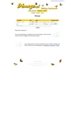 Vorschau der mobilen Webseite www.dimago.ch, Dimago