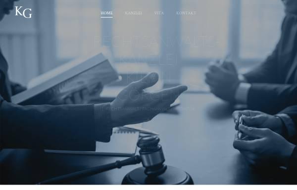 Vorschau von www.goergen-rechtsanwalt.de, Rechtsanwalt Kilian Görgen