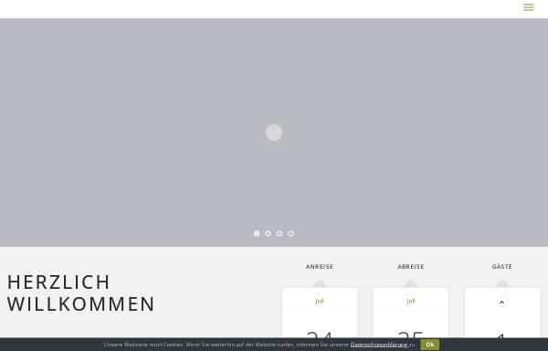 Vorschau von www.spree-idyll.de, Hotel