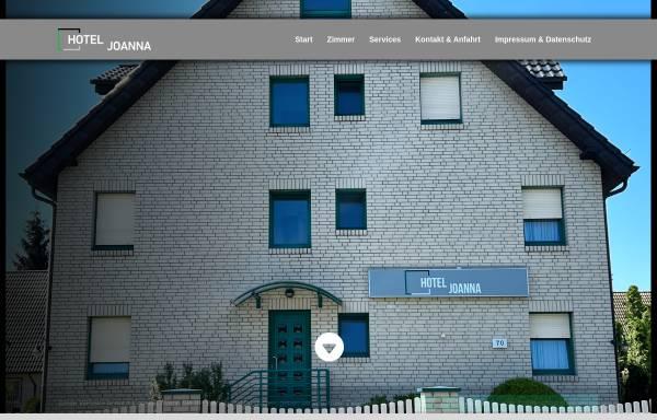Vorschau von www.hotel-agata.de, Hotel-Pension Agata