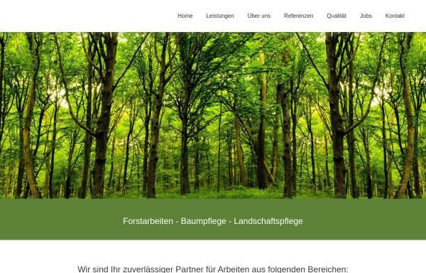 Vorschau von www.forstbetrieb-winterhalder.de, Winterhalder GmbH & CO. KG