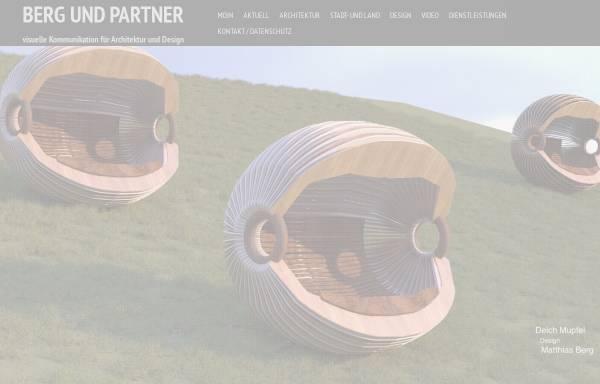 Vorschau von www.bergundpartner.de, Berg und Partner Visualisierung