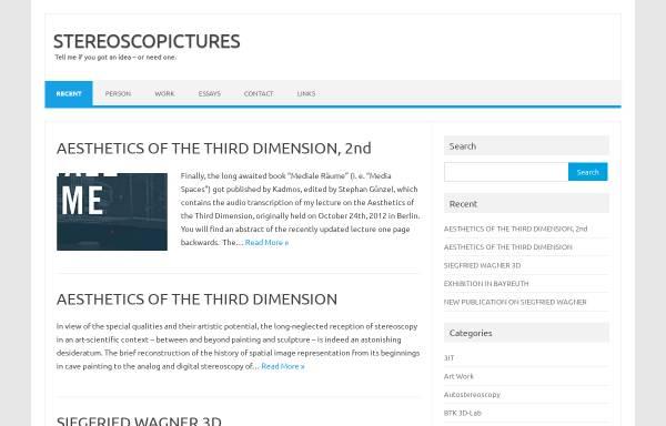 Vorschau von www.3dwebsite.de, 3DWebSite, Achim Bahr