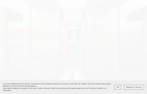 Vorschau von www.3dworks.com, 3dworks visual computing, Dipl.-Ing. Markus Gröteke