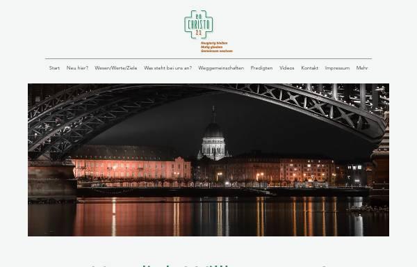 Vorschau von www.enchristo.de, enChristo-Gemeinde Mainz
