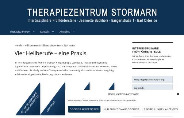 Vorschau von www.therapiezentrum-stormarn.de, Therapiezentrum Stormarn