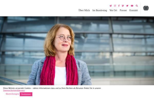 Vorschau von www.tabea-roessner.de, Rößner, Tabea (MdB)