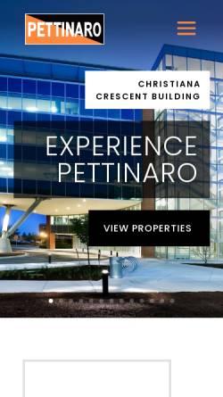 Vorschau der mobilen Webseite pettinaro.com, B! Apartments