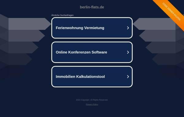Vorschau von www.berlin-flats.de, Berlin-Flats