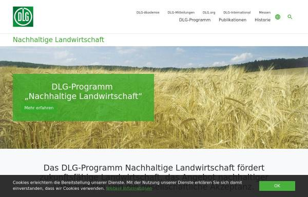 DLG-Zertifikat \