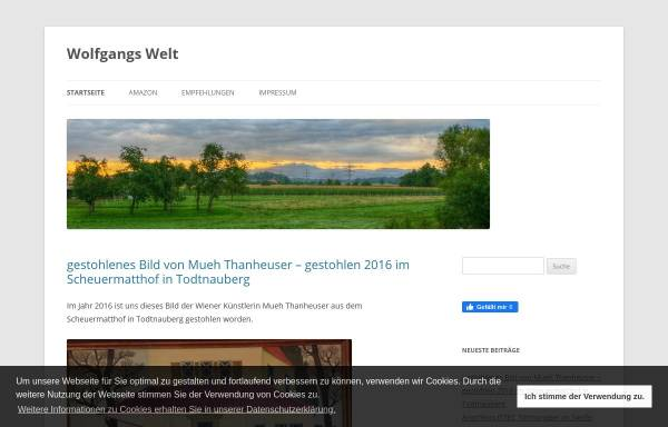 Vorschau von www.wolfgang-morgenthaler.de, Morgenthaler, Wolfgang