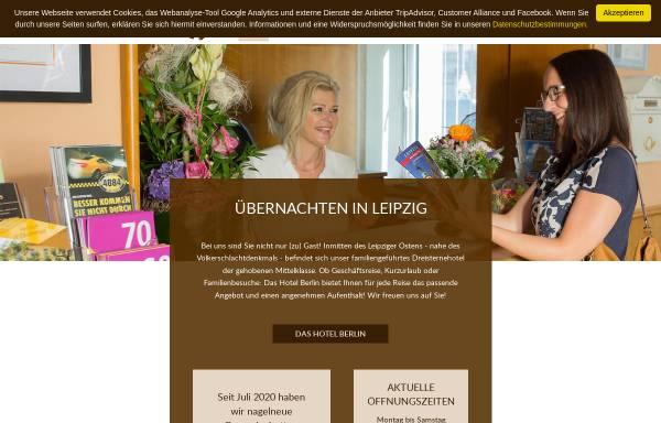 Vorschau von hotel-berlin-leipzig.de, HBL GmbH