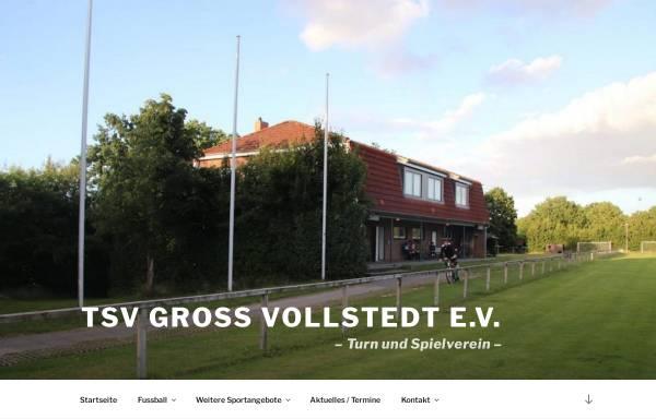 Vorschau von www.tsv-gross-vollstedt.de, TSV Groß Vollstedt e.V.