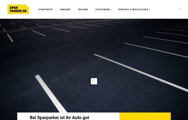 Vorschau von www.sparparker.de, Sparparker.de