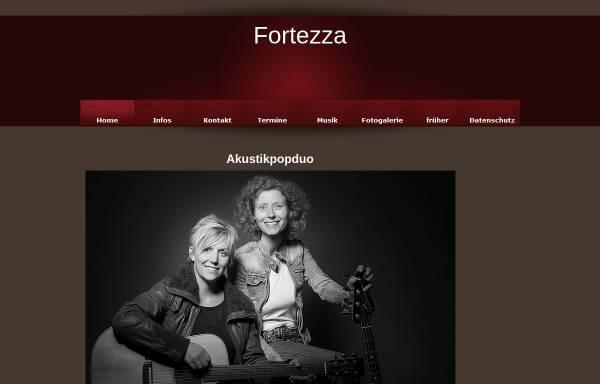 Vorschau von www.fortezza.de, Fortezza