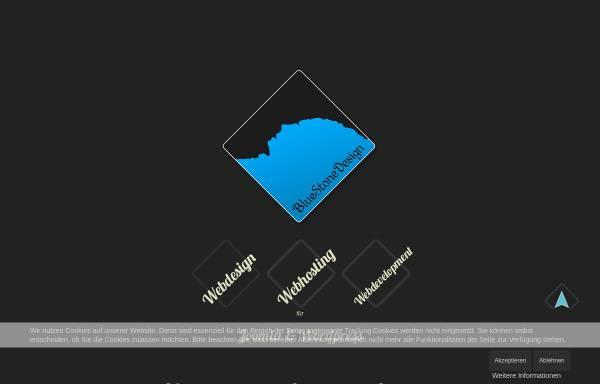 Vorschau von www.bluestonedesign.de, BlueStoneDesign