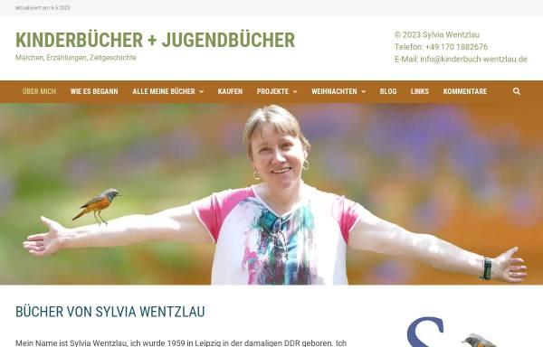 Vorschau von www.wentzlau.de, Sylvia Wentzlau