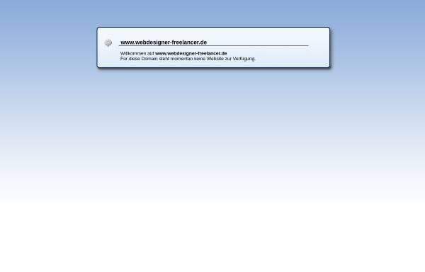 Vorschau von webdesigner-freelancer.de, Webdesignerin Susanne Müller