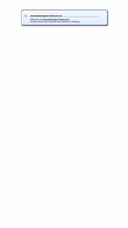 Vorschau der mobilen Webseite webdesigner-freelancer.de, Webdesignerin Susanne Müller