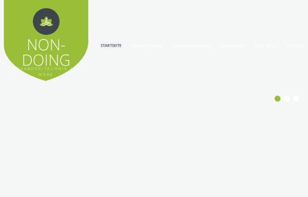 Vorschau von non-doing.de, Frank Nesemann