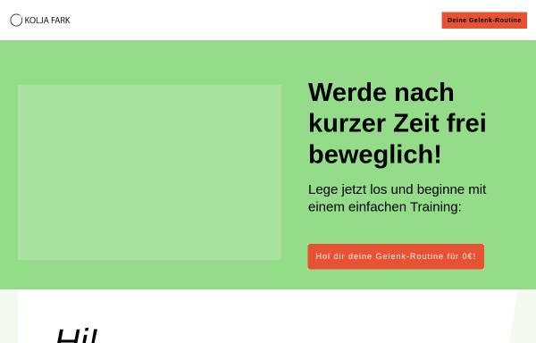 Vorschau von www.koljafark.de, WCTAG - Kolja Fark