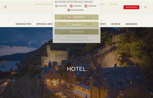 Vorschau von de.wikipedia.org, Burg Reichenstein (Mittelrhein) - Wikipedia